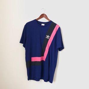 Adidas•Colorful Men's Shirt